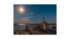 Moonrise-at-Chatham-Beach-Shack