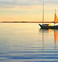 <center>Sunset Sail