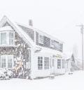 Winter at Captain Cass'
