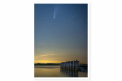 Comet-Neowise-at-Short-Wharf-Creek