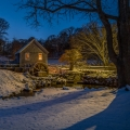 A Winter's Night at the Mill