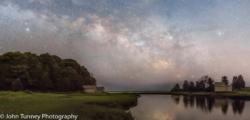 Night at Salt Pond - John Tunney